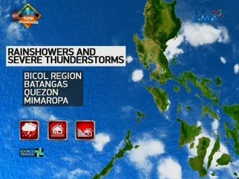 Weather update as of 5:40 p.m. (October 21, 2018)