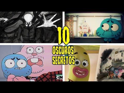10 OSCUROS SECRETOS Encontrados en EL INCREIBLE MUNDO DE GUMBALL