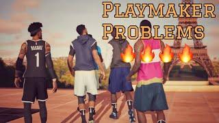 NBA Live 19~ Playmaker Problems