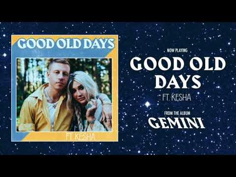 Macklemore - Good Old Days feat. Kesha (FULL INSTRUMENTAL)