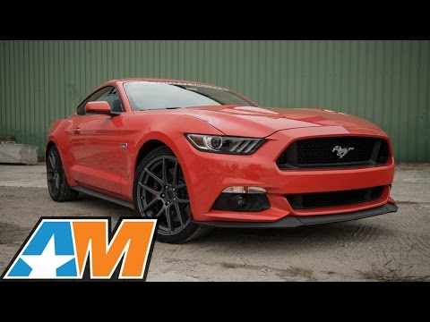 2015 Ford Mustang GT OFFICIAL Review – AmericanMuscle.com