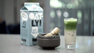 The Matcha Latte | Oat Milk