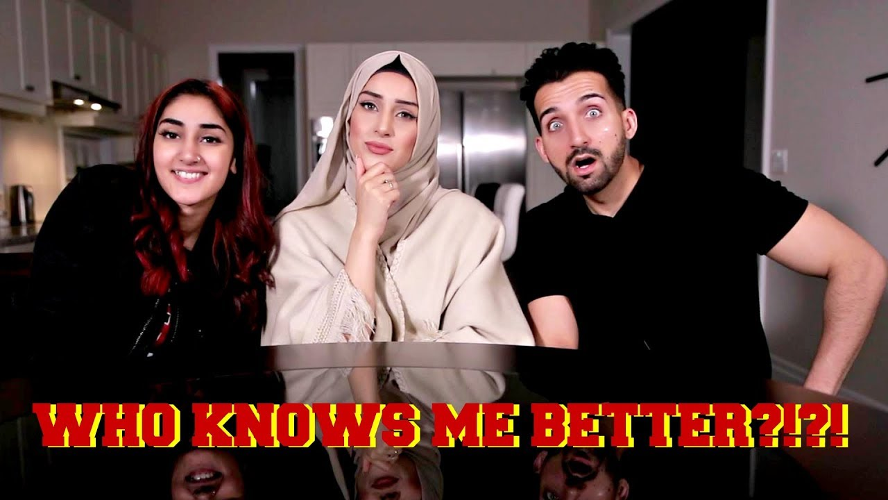 My HUSBAND VS My SISTER (Who Knows Me BETTER) - YouTube