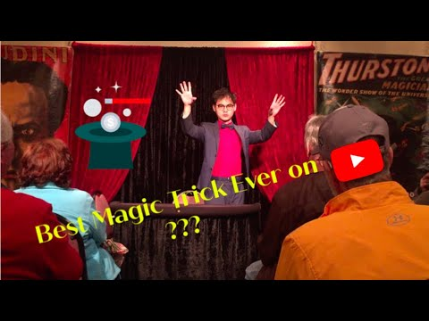 Things that only happen in the world of magicians.