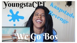 🇿🇦 YoungstaCPT   Kaapstads Revenge & We Go Bos | REACTION