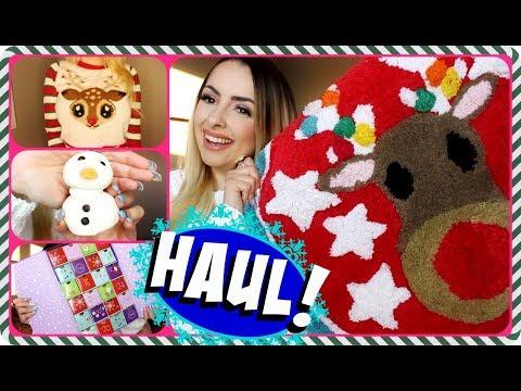 Christmas STUFF Holiday Haul!!!!