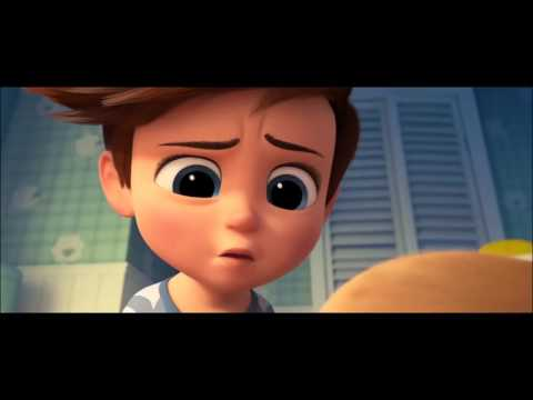The Boss Baby   Tim And Baby Memorable Moments  Dreamworks Animations Blu ray HD