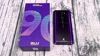 BLU G90 PRO - The Worlds Cheapest Gaming Phone!