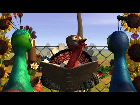El Pavo y la Pava - Las Canciones de la Granja de Zenón 1