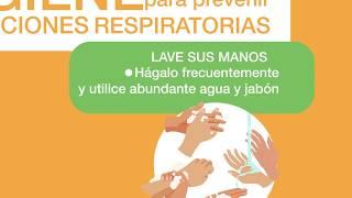 Medidas de higiene para prevenir infecciones respiratorias