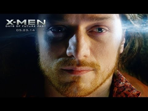 X-Men: Days of Future Past (Character Clip 'Professor X')