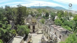 Crónicas y relatos de México - Chapingo y los Baños de Nezahualcóyotl