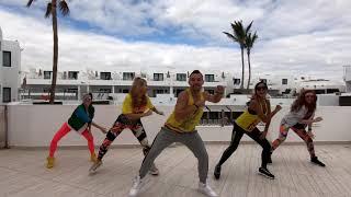 Gambar cover Taki Taki - Zumba fitness - Dj Kookoh Remix