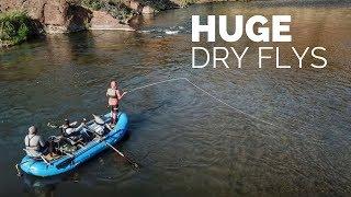 FLY Fishing Colorado. Drift Boat style!