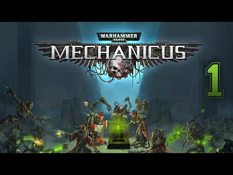 Warhammer 40,000: Mechanicus #1 - First Impressions