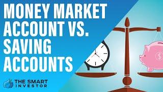 Money Market Account vs  Saving Accounts