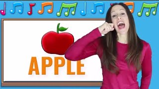 Phonics Song | Alphabet Song | Letter Sounds | Letters A B C | Signing for babies | Patty Shukla