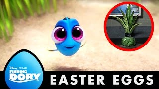 10 Hidden Disney•Pixar Movie Secrets About Finding Dory   Disney Facts By Oh My Disney