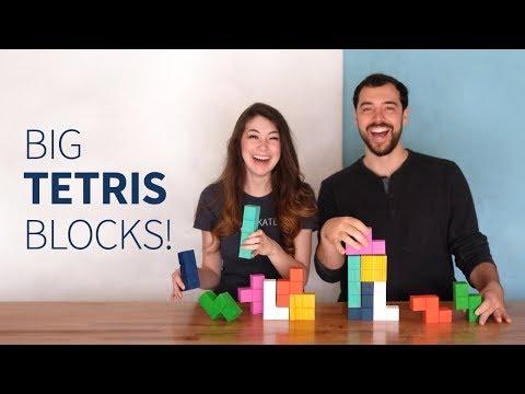 CNC Tetris blocks (feat  Simone Giertz) | How to m | Youtube Search RU