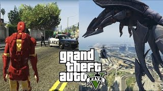 GTA V Top 10 Best Mods Of All Time