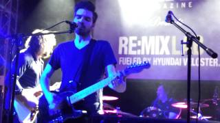 "The Boxer Rebellion ""Memo"" live at FILTER 2011"
