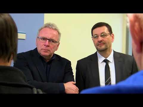 Háziorvosi ügyelet átadása - video preview image