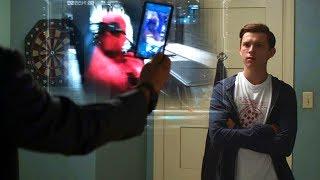 Tony Stark Recruits Peter Parker