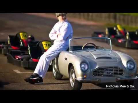 Conoce el Aston Martin DB Junior