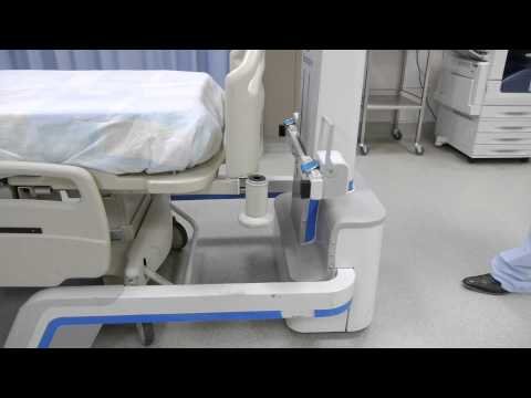 Battery powered hospital patient mover: Gzunda GZS - Electrodrive