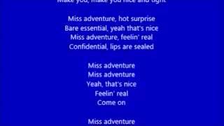 AC/DC - Miss Adventure (lyrics)