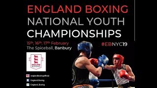 National Youth Championships 2019 Day 2 - Ring B