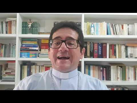 Dom Paulo Jackson - O Evangelho do dia 06/05/20