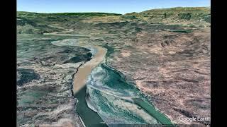 Blue Nile River - Google Earth Tour