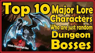Top 10 Major Lore Characters Who Are Just Random Dungeon Bosses in World of Warcraft