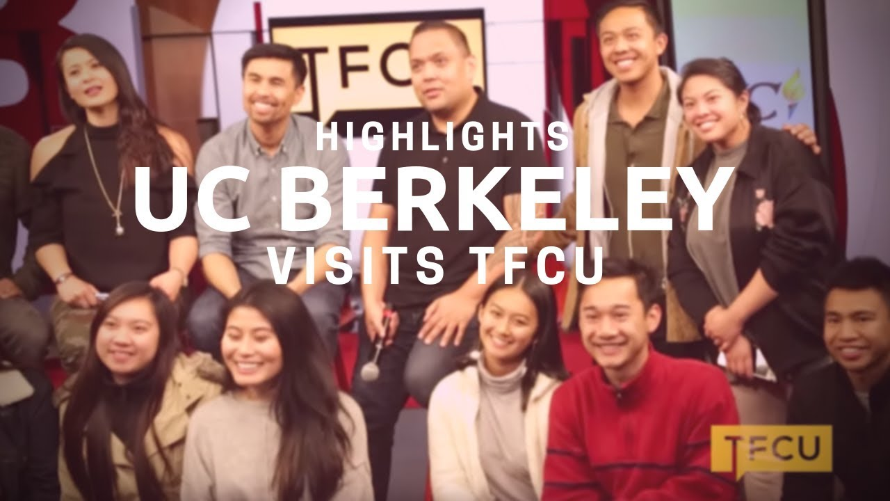 UC Berkeley Tour | TFCU Recap