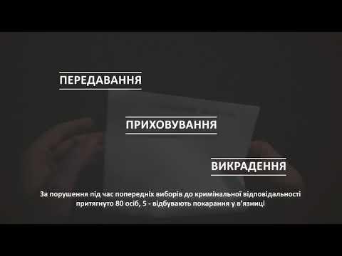 Чесні вибори - сильна Україна