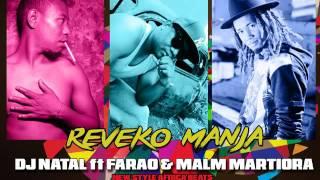 DJ NATAL ft FARAO & MALM MARTIORA - REVEKO MANJA ( africa beats Madagascar  2k17)