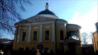 Покровский монастырь 28 февраля 2016. Святая Матрона
