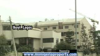 preview picture of video 'Ikoyi Real Estate Property In Lagos Nigeria'