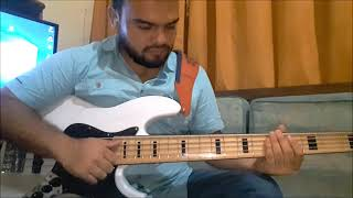 "PlanetShakers  I Choose You  ""Bass Cover"""