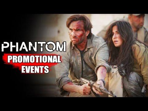 Phantom Full Movie ᴴᴰ (2015) | Saif Ali Khan, Katrina Kaif | Promotional Events