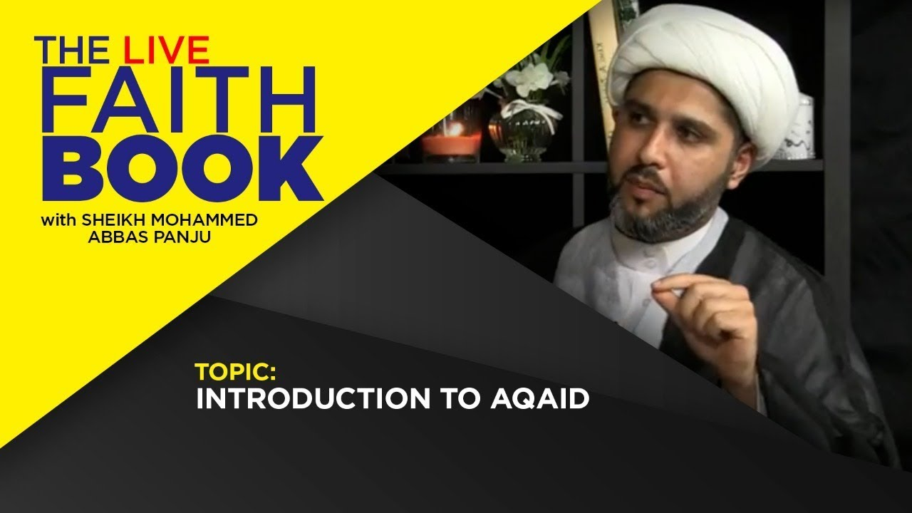 The Faith Book | Introduction to Aqaid