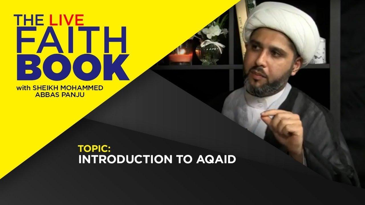 The Faith Book | Introduction to Aqaid