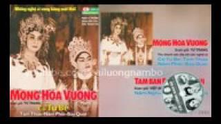 Cải lương trọn tuồng trước 1975 - Mộng Hoa Vương - Cô Tư Bé, Tám Thừa, Năm Phồi, Bảy Quới - 2017