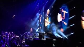 Christina Perri & Ed Sheeran - Be My Forever (Live in Atlanta)