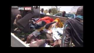preview picture of video 'Fatal accident in Adamawa state.'