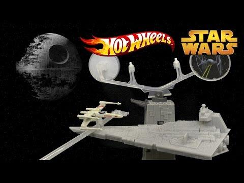 CGN30 Star Wars Starship Lucasfilm 2014. MATTEL Galaktikus Romboló ( Hot Wheels) Kép