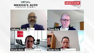 Mexico´s Domestic Market Trends, Marketing and Consumer Preferences
