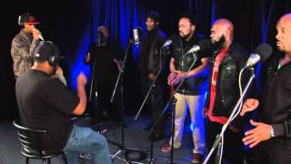 Naturally 7 Perform Feel It (In the Air Tonight) Live at Hope 103.2