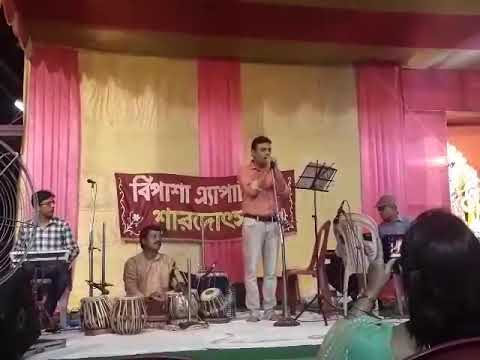 Ami tofath bujhina...manna dey devotional song....by tanmoy chatterjee